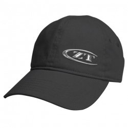 Бейсболка Zero Tolerance CAP 2 Liquid Metal Logo KCAPZT182