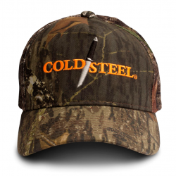 Бейсболка Cold Steel Mossy Oak® Hat 94HCH